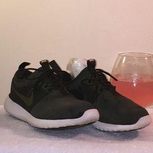 Nike woman's shoes.